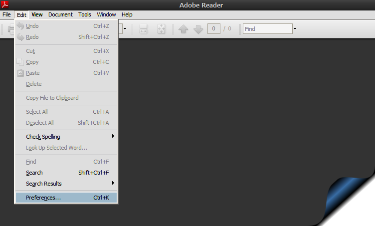 how do you edit a pdf document in adobe reader